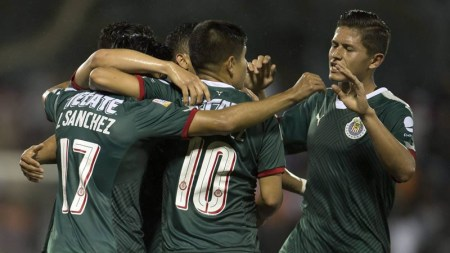 Seattle vs Chivas en Concachampions 2018 ¡En vivo por internet!