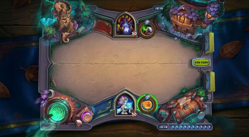 Blizzard anuncia la próxima expansión de Hearthstone: El Bosque Embrujado - the_witchwood_game_board-1-800x441