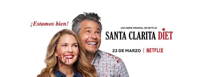 trailer de la segunda temporada de santa clarita diet 800x305 Netflix revela tráiler oficial de la segunda temporada de Santa Clarita Diet