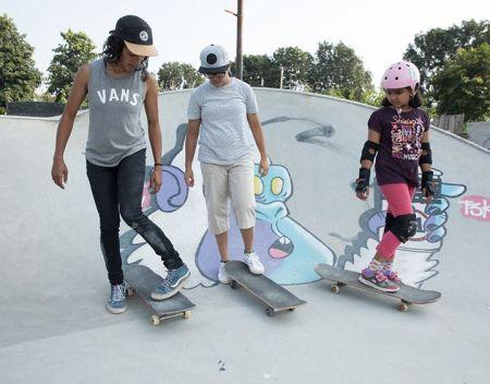 """Vans presenta """"Girls Skate India"""" mujeresskatersque inspiran y empoderan a una nueva generación"""