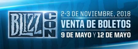 BlizzCon 2018, la celebración épica de juegos y esports de Blizzard