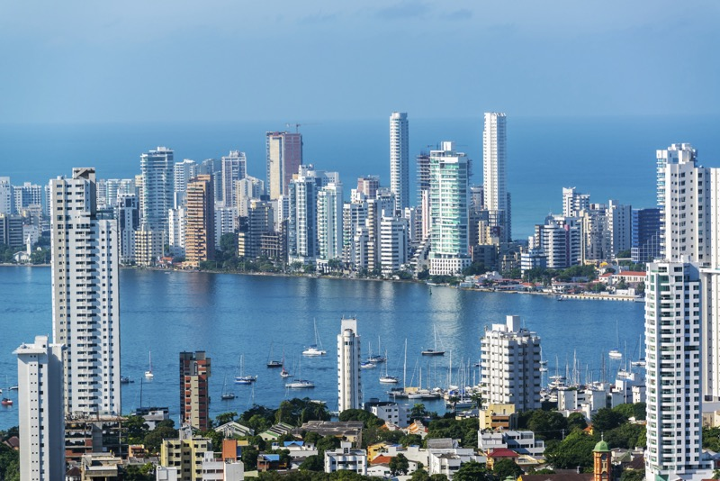 Booking.com revela los meses más baratos para conocer Latino América - cartagena-colombia-2-800x534