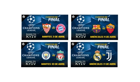 UEFA Champions League en Cinépolis