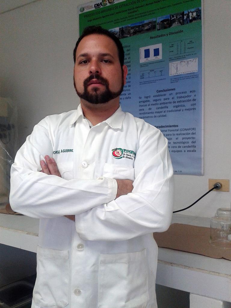 compuestos antioxidantes al tequila 1 Patenta científico mexicano proceso que brinda compuestos antioxidantes al tequila