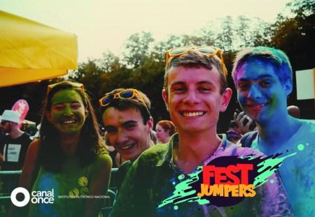 Estreno de la cuarta temporada de Fest Jumpers por Canal Once