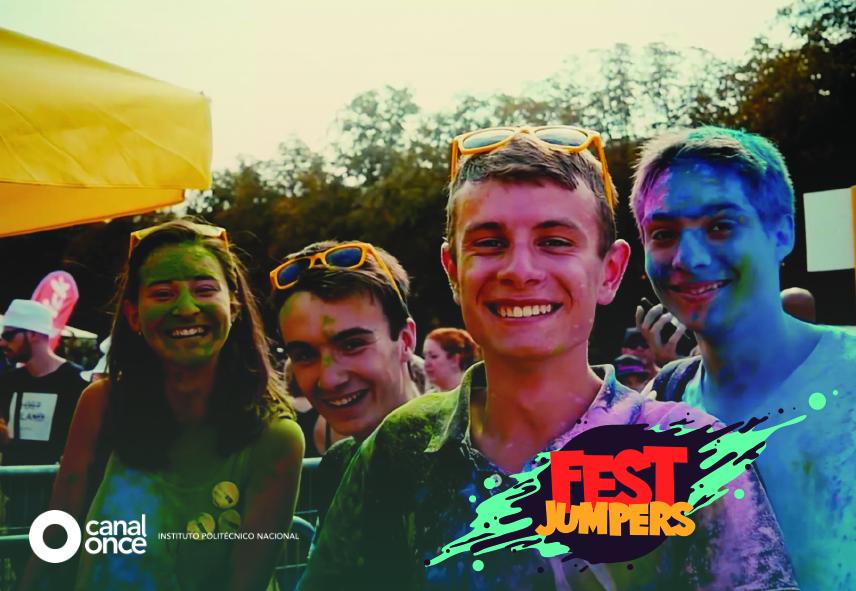 cuarta temporada de fest jumpers 1 Estreno de la cuarta temporada de Fest Jumpers por Canal Once
