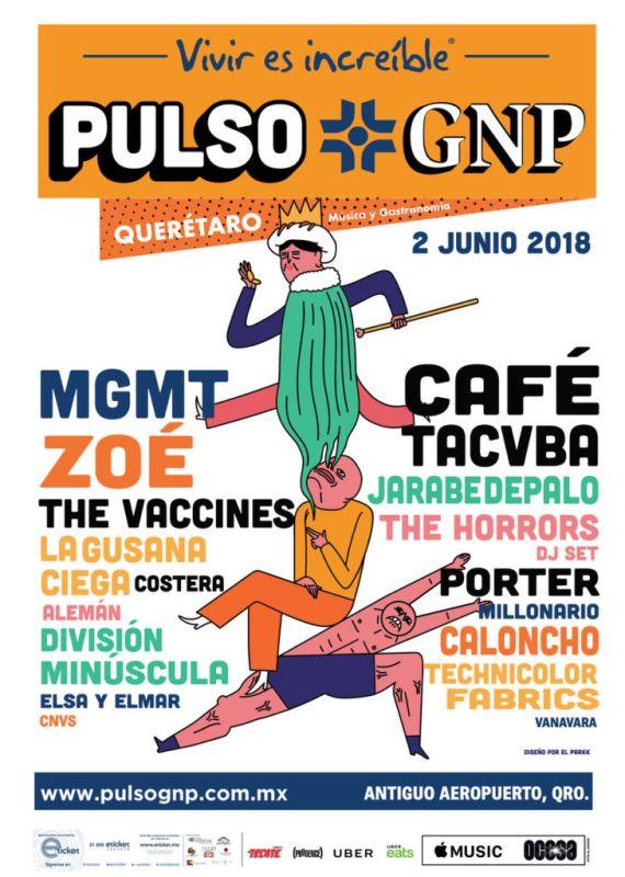 Anuncian la primera edición del Festival Pulso GNP ¡conoce la cartelera! - festival-pulso-gnp-570x800