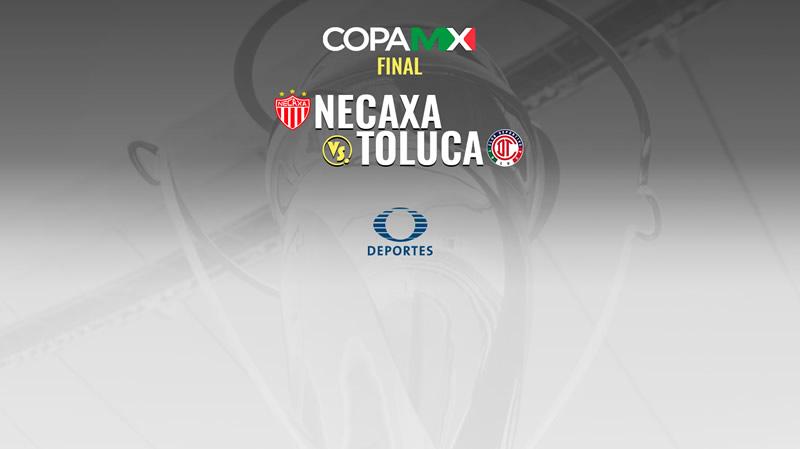Necaxa vs Toluca, Final de Copa MX C2018 ¡En vivo por internet! - final-necaxa-vs-toluca-copa-mx-clausura-2018