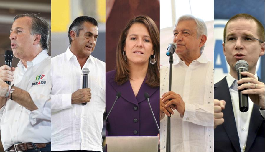 Image Result For Debate Presidencial Mexico
