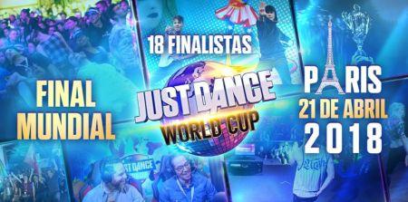 Podrás ver el Just Dance World Cup 2018 en vivo