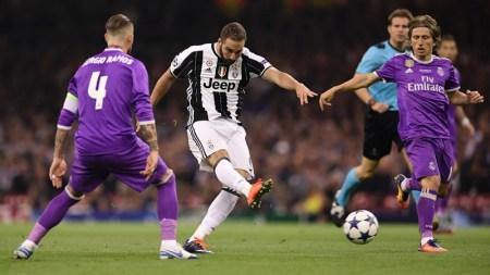 Juventus vs Real Madrid, Cuartos de Champions 2018 | Resultado: 0-3