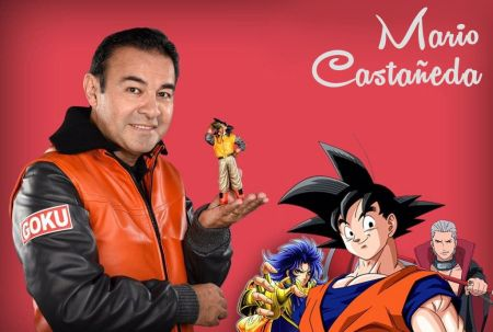 Mario Castañeda, voz de Goku en CONQUE 2018