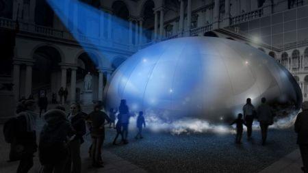 "Panasonic prepara ""Transitions"", emblemática instalación para Milan Design Week 2018"