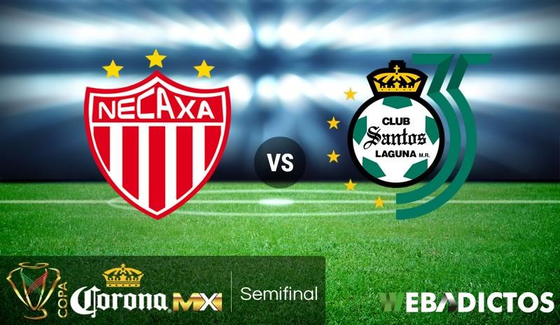 Necaxa vs Santos, Semifinal de Copa MX C2018 ¡En vivo por internet! - necaxa-vs-santos-semifinal-copa-mx-c2018