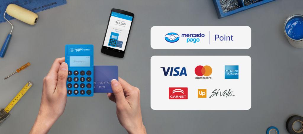 Point Blue, nuevo lector inteligente para cobros con tarjetas - pointblue_mediosdepago