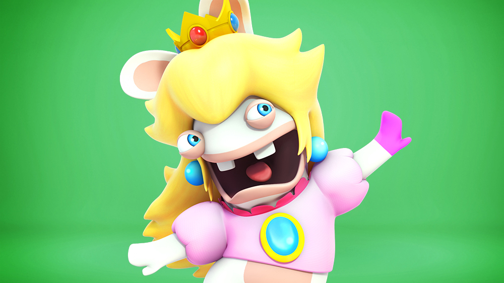 rabbid peachjpg Rabbid Peach, nueva coach en Just Dance Unlimited en exclusiva para Nintendo Switch