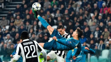 Real Madrid vs Juventus, Champions 2018 ¡En vivo por internet!