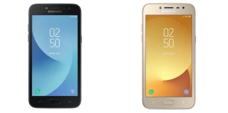 El Samsung Galaxy J2 Pro: un smartphone en el cual no podrás navegar en internet.
