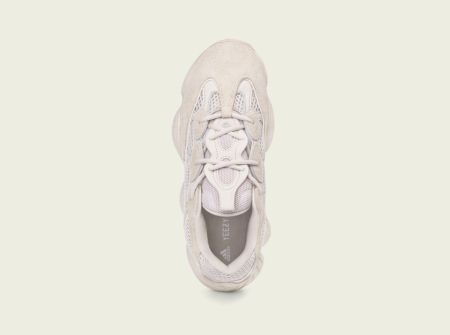 La silueta YEEZY 500 Blush de adidas Originals + KANYE WEST ¡Ya disponibles! - silueta-yeezy-500-blush-adidas