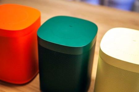 Sonos One, nueva bocina inteligente de Edición Limitada