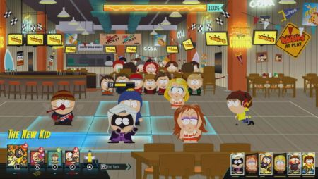 South Park: Retaguardia en peligro ¡disponible para Nintendo Switch!