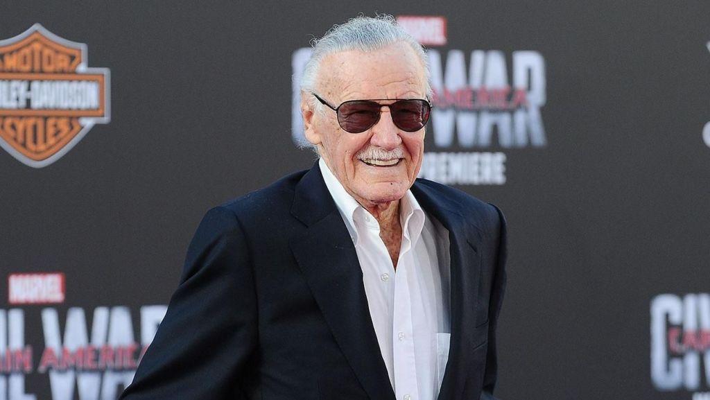 stan lee La increíble aventura de Stan Lee y sus personajes