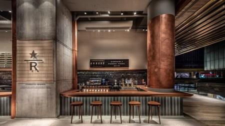 Starbucks inaugura su primeraReserve Baren México