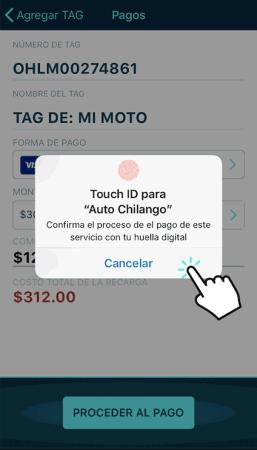 Recargar TAG ahora es posible desde la app de auto chilango ¡adiós filas! - tag-7