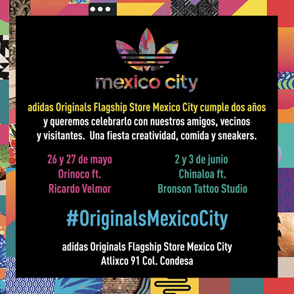 Adidas Originals Flagship Store Mexico City ¡celebra su Segundo Aniversario! - 7instagram_adidas