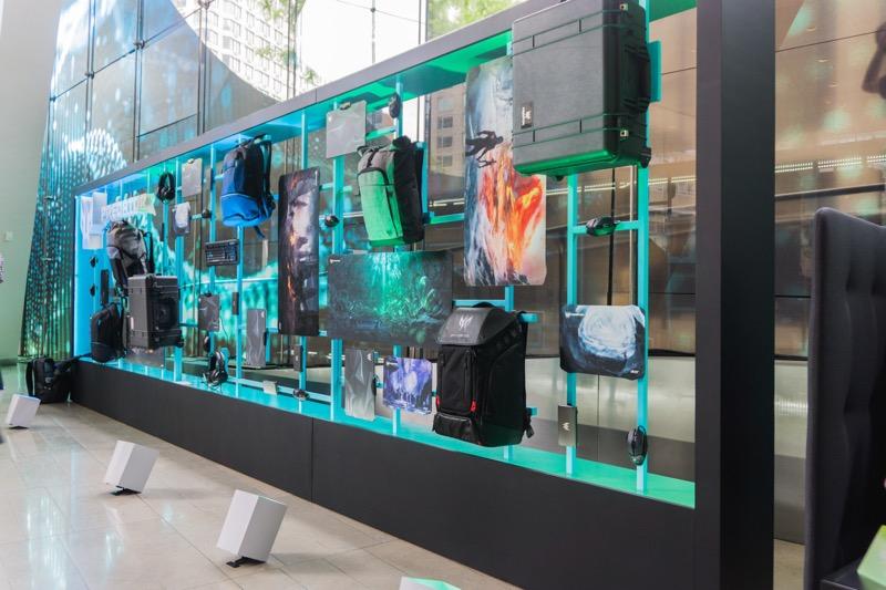 Acer: Alta tecnología y diseño en Nueva York - acer