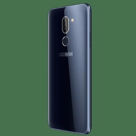 Alcatel presenta en México nuevas series de smartphones: Alcatel 3C, 3X y 5 - alcatel-3x_spectrum-blackopvm_back-right-without-ce