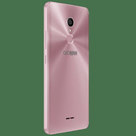 Alcatel presenta en México nuevas series de smartphones: Alcatel 3C, 3X y 5 - alcatel_3c_3g_metallic-rose