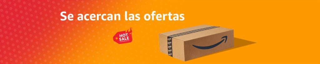 Amazon México en el Hot Sale 2018 ¡con nuevos métodos de pago! - amazon-mexico-hotsale-2018