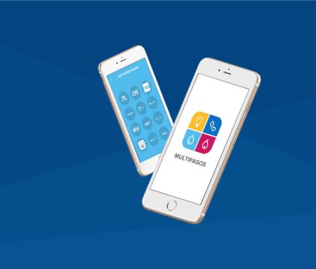 Bancomer lanza la App Multipagos para realizar pagos de servicios desde el celular