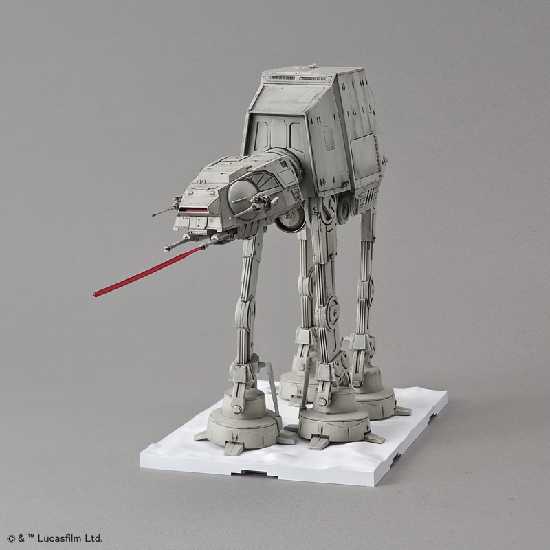 at at walker star wars originals Bandai Hobby de Star Wars, nueva línea de juguetes para armar ¡llega a México!