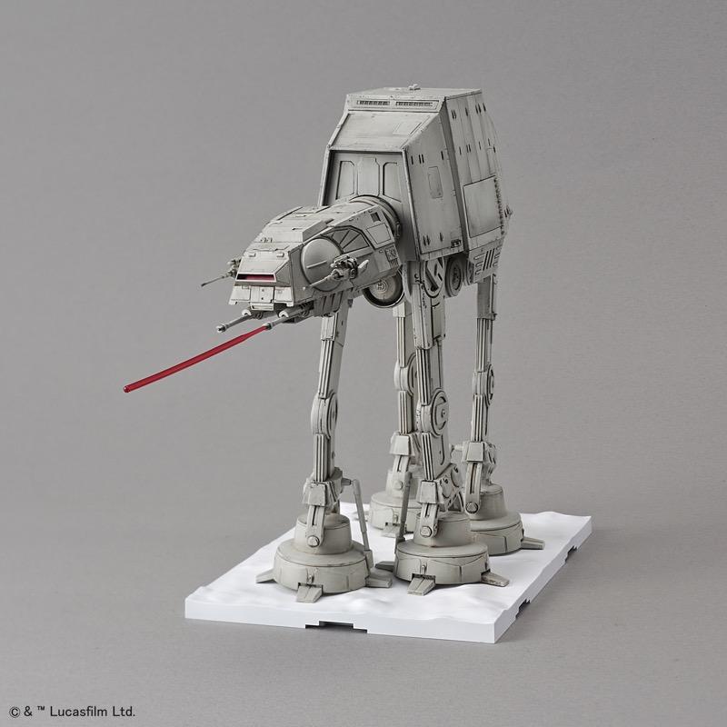 Bandai Hobby de Star Wars, nueva línea de juguetes para armar ¡llega a México! - at-at-walker-star-wars-originals