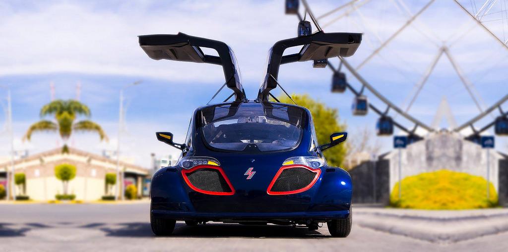 Crea empresa mexicana autos eléctricos que se recargan con corriente domiciliaria - autos-electricos