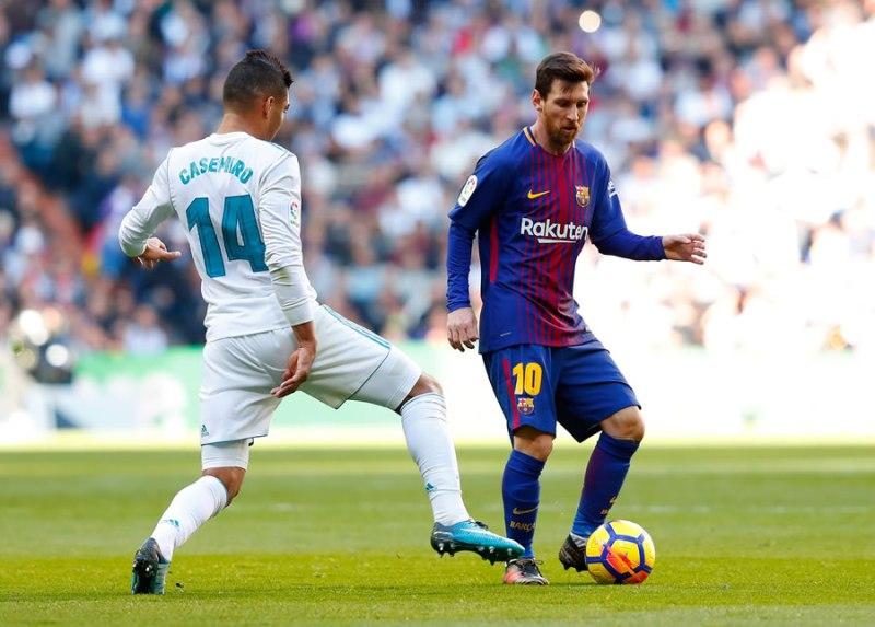 Barcelona vs Real Madrid, Clásico 2018 en La Liga ¡En vivo por internet! - barcelona-vs-real-madrid-2018-internet