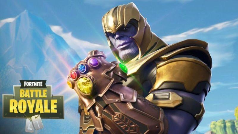Thanos de Infinity War llega a 'Fortnite: Battle Royale' - dcsfpwyvaaa7ftc-800x450