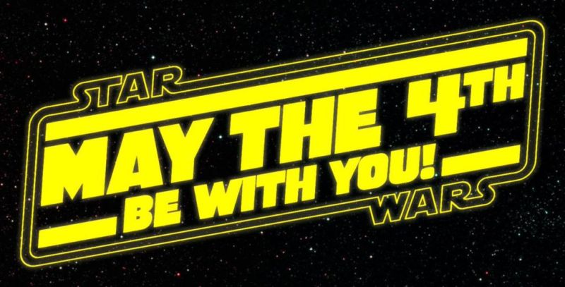 dcvwndjxkaapv3s 800x407 ¡Feliz Día de Star Wars! ¿Qué relación tiene el 4 de Mayo y por qué se celebra?