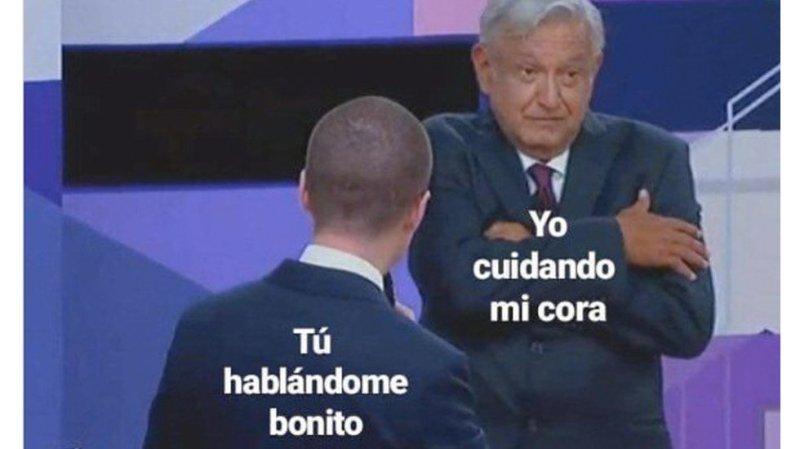 Sólo aquí ¡Los mejores memes del segundo debate presidencial!