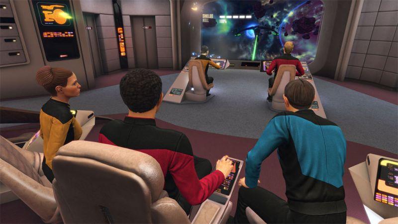 La nueva expansión Star Trek: Bridge Crew ¡ya disponible! - expansion-the-next-generation-para-star-trek-bridge-crew