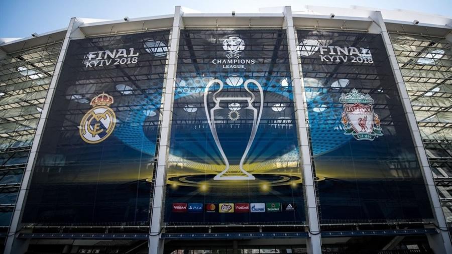 Real Madrid vs Liverpool, Final de Champions 2018 ¡En vivo por internet! - final-real-madrid-vs-liverpool-champions-2018