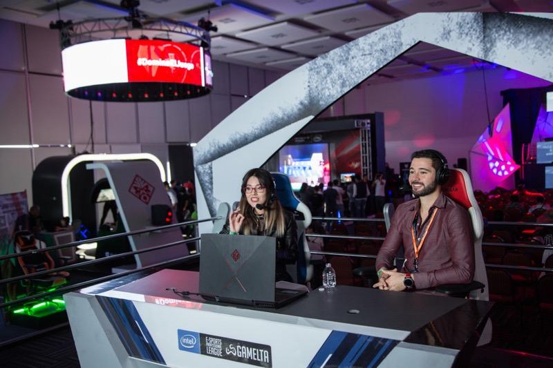 Gamelta conquista a aficionados de los eSports en Conque 2018 - gamelta_1-800x533