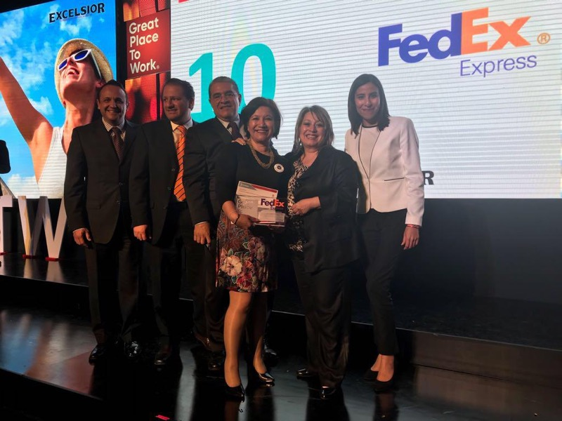 FedEx México celebra 15 años de ser un Great Place to Work - great-place-to-work_fedex