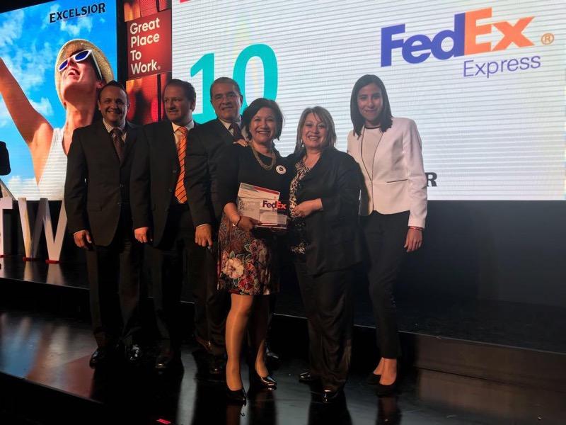 FedEx México celebra 15 años de ser un Great Place to Work - great-place-to-work_fedex