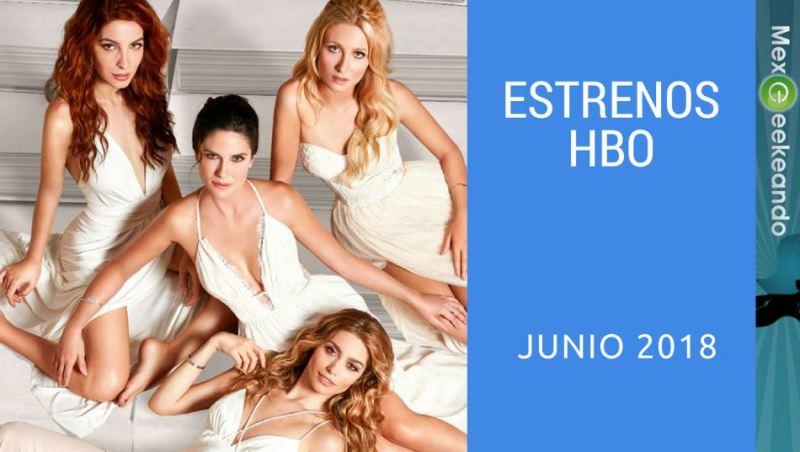 Estos son los Estrenos de HBO en Junio de 2018 en México y LatinoAmérica
