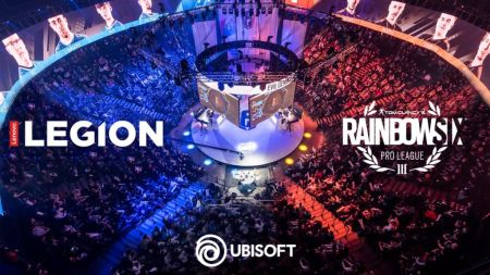 Lenovo Legion se anuncia como patrocinador oficial de PC y Monitores de Tom Clancy's Rainbow Six Siege Pro League