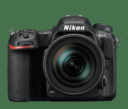 Las promociones que Nikon tiene en el Hot Sale - nikon-d500-450x383