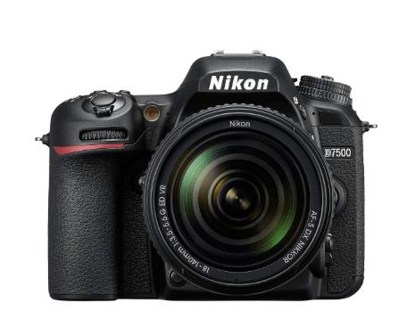 Las promociones que Nikon tiene en el Hot Sale - nikon-d7500
